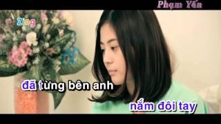 Hãy Nắm Tay Anh - Trần Hoàng Anh - karaoke ( only beat )