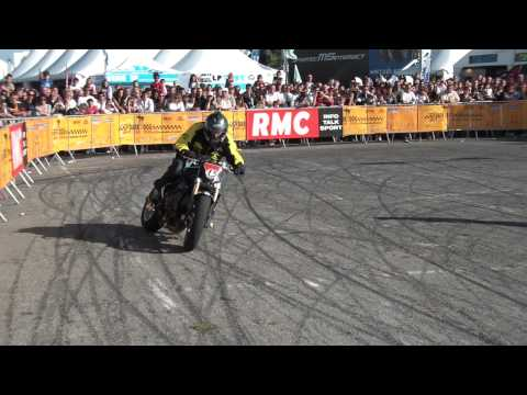 matt 2eme,dark dog tour,stunt et drift moto a toulon (mourillon)