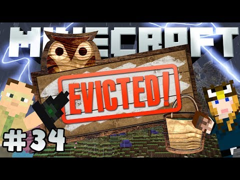 Minecraft: Evicted! #34 - Trapped in the Twilight (Yogscast Complete Mod Pack)