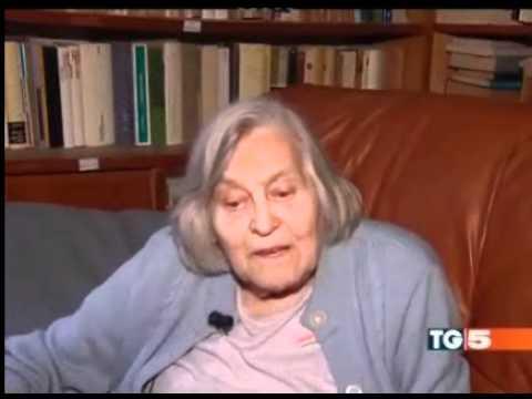 Margherita Hack sul nucleare - 20/03/2011