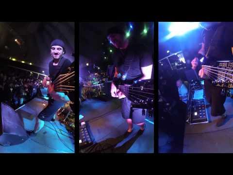 Twelve Foot Ninja - Mother Sky (Live / GoPro)