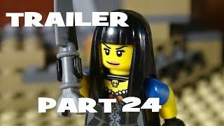 LEGO NINJAGO THE MOVIE PART 24 - TRAILER - SKYBOUND - DAUGHTER OF THE DJINN