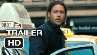 World War Z Official Trailer (2013) - Brad Pitt Movie HD