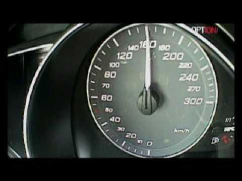 280 km/h en Audi S5 by Abt (Option Auto)