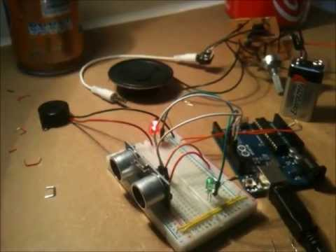 teckel12 / Arduino New Ping / wiki / Home Bitbucket