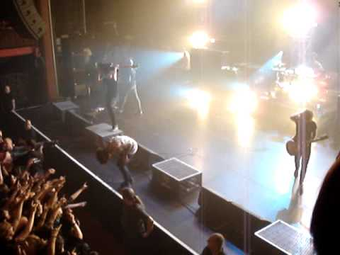 Bring Me The Horizon  - Pray For Plagues ... Live @ AB Brussels