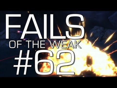 Halo: Reach - Fails of the Weak Volume 62 (Funny Halo Bloopers and Turkey Days!)