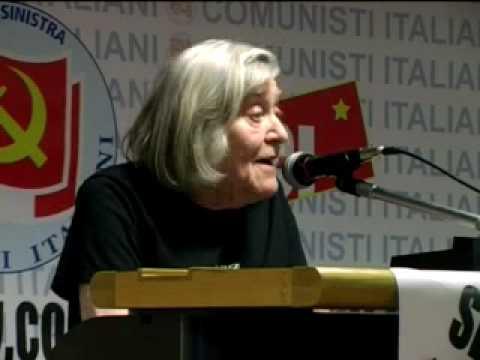PdCITV Margherita Hack candidata COMUNISTA!