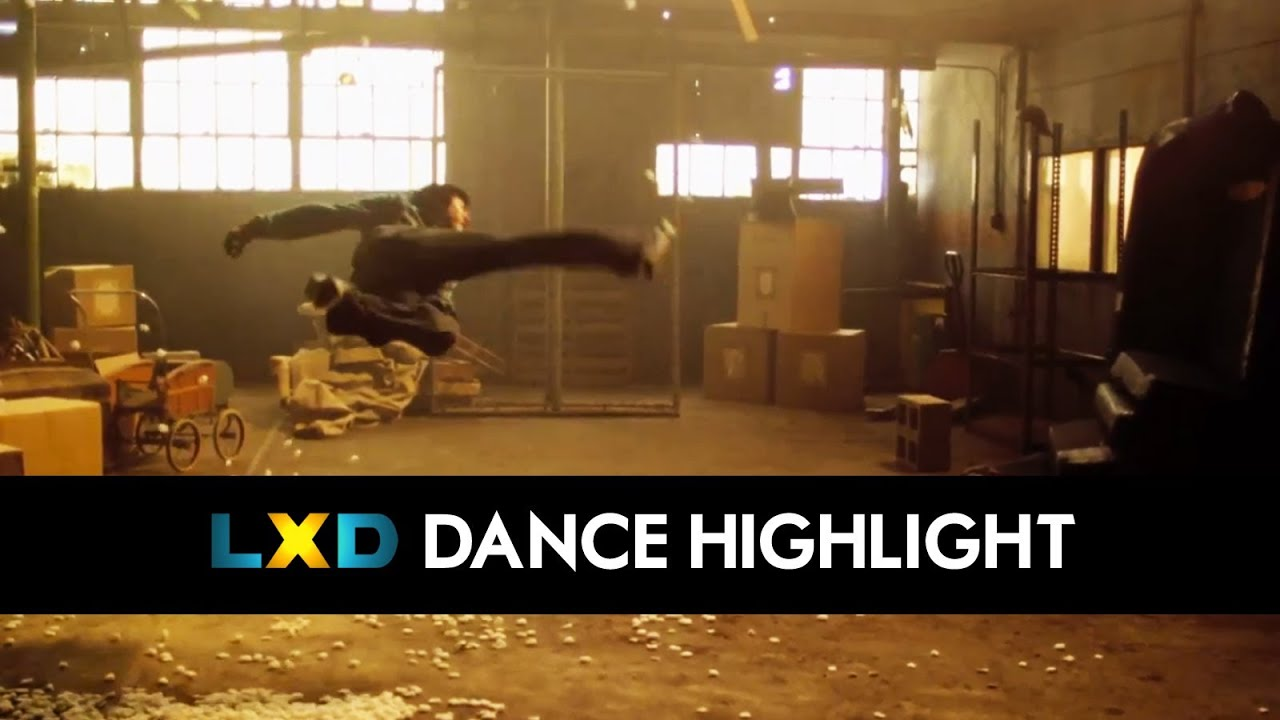 The LXD's Dance Scenes -- ANTIGRAVITY HEROES [DS2DIO]
