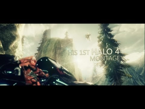 Viral Design Presents | Muggsy's 1st Halo 4 Montage
