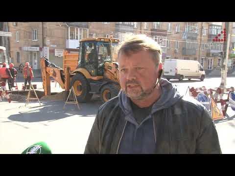 Через порив старої труби у Чернігові тимчасово не ходить тролейбус 6К
