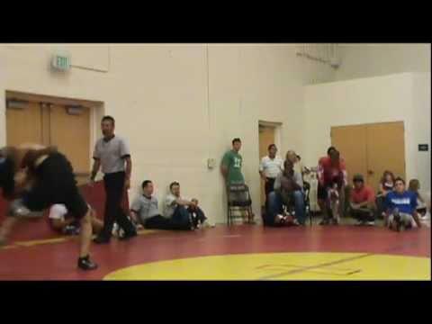 Nestor Ruelas Wrestling - Sail Awolnation