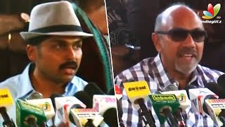 Sathyaraj, Karthi Speech : Our Gift For Those Who Criticized Pandavar Ani | Nadigar Sangam Kollywood News  online Sathyaraj, Karthi Speech : Our Gift For Those Who Criticized Pandavar Ani | Nadigar Sangam Red Pix TV Kollywood News