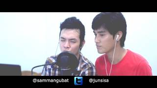 Bruno Mars - When I Was Your Man by Jun Sisa & Sam Mangubat (LIVE)