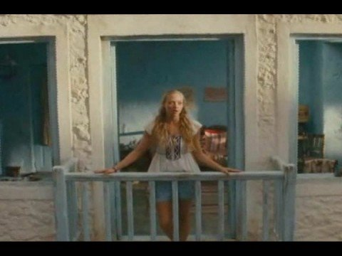 Thank you for the music - Amanda Seyfried (Mamma Mia)