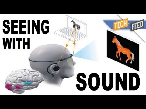 The vOICe Lets The Blind See with SOUND!