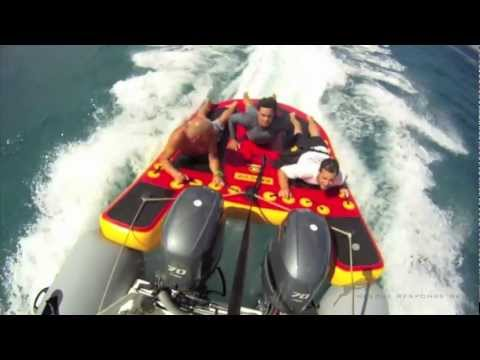 Inflatable Rescue Boards | RescueC4 Waterman iRescue Trailer