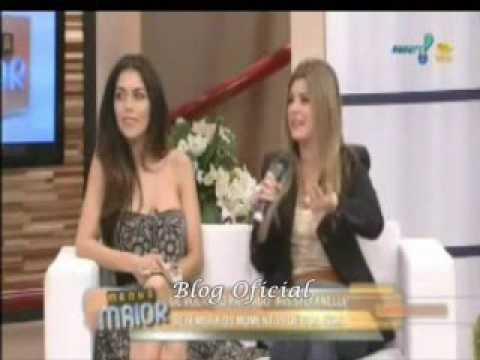 Íris no Manhã Maior - REDE TV ( 07/08/2009)  parte 3