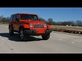 2017 Jeep Wrangler Unlimited Sahara Test Drive