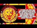 Фрагмент с середины видео New Japan Want To 'Trouble' WWE! New WWE Stars REVEALED! | WrestleTalk News May 2018