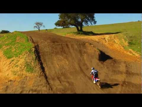 Pro MX Rider Ashely Fiolek - Red Bull Commercial