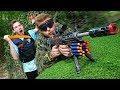 NERF Find the Secret Hidden Sniper Challenge!