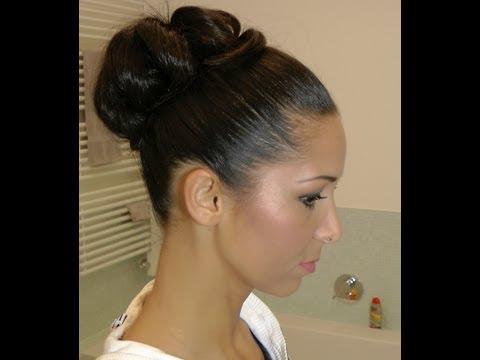 Kurzes Haar Hochstecken Haare Einfach Hochstecken