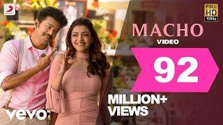 Mersal - Maacho Tamil Video  Vijay, Kajal Aggarwal  A.R. Rahman