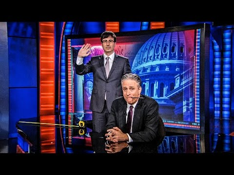 Papantonio: How The Daily Show Held Corporate Media Accountable