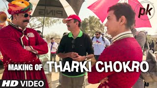 Making of 'Tharki Chokro' Video Song | Aamir Khan, Sanjay Dutt | PK
