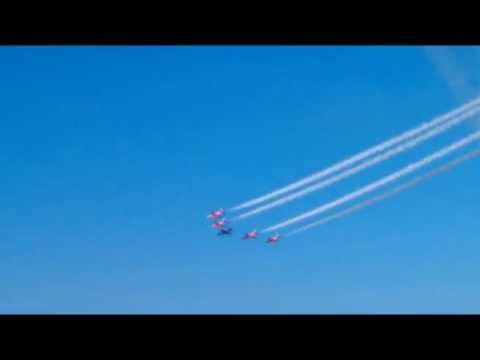 Red Arrows 3rd Feb 2012