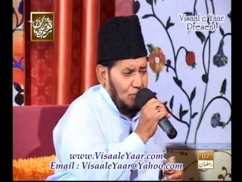Urdu Naat(Qatra Mange Jo Koi)Akhtar Qureshi In Qtv.By  Naat E Habib