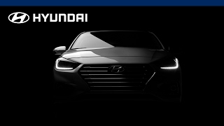 Hyundai показал новый Solaris для Америки