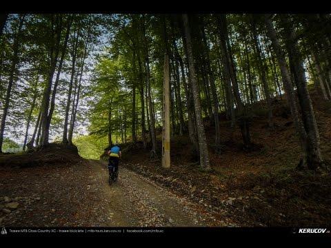 VIDEOCLIP Traseu MTB Slanic - Grosani - Schiulesti - Crasna (Manastirea Crasna)