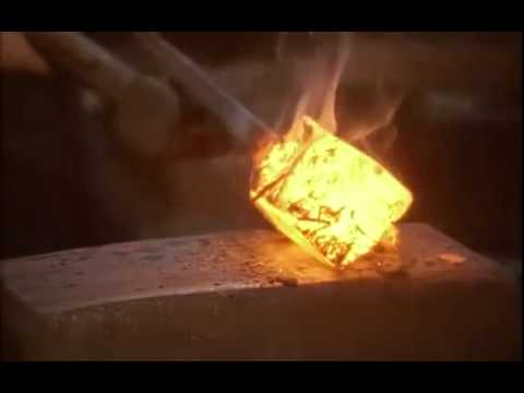 Ιαπωνικό Ξίφος: Φωτιά, κάρβουνο, σίδερο, νερό, ξύλο…