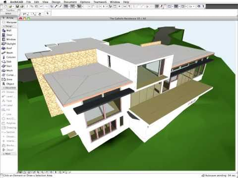 GRAPHISOFT EcoDesigner for ArchiCAD 14 - Building Energy Information Modeling