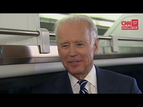 Joe Biden, Can't think of a reason not to run in 2016