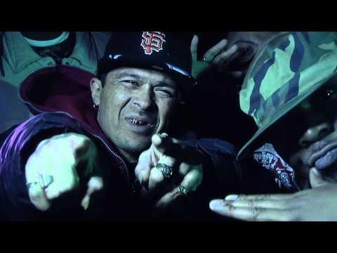 Lil Ro ft. San Quinn, B-Legit, J-Minixx - Texas 2 Cali (Official Music Video)