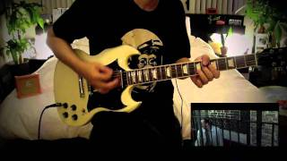 Skrillex - First Of The Year (Equinox) Dubstep Guitar Cover