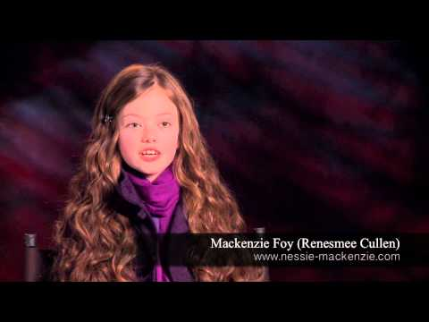 The Twilight Saga Breaking Dawn Part 2: Mackenzie Foy (Renesmee Cullen)