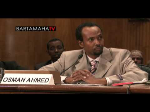 Senate Hearings: Who bought the tickets of the missing Somali kids...Do you feel safe?