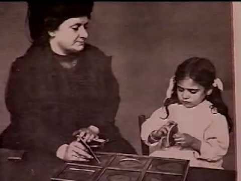 The Roots of the Montessori Method