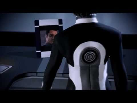 "Mass Effect 2 - Femshep, Kaidan, & Garrus Love Triangle - ""Starting to Turn"""