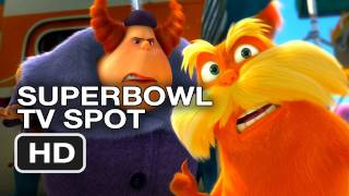 Dr. Seuss' The Lorax SUPER BOWL TV Spot (2012) Movie HD