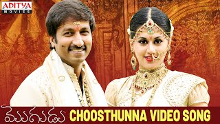 Choosthunna Song - Mogudu