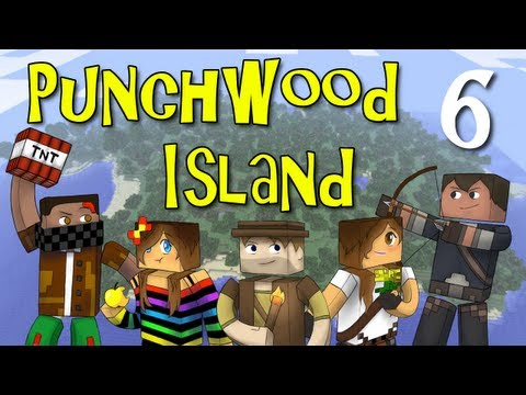 "Punchwood Island E06 ""Dad Delivers"" (Minecraft Family Survival)"