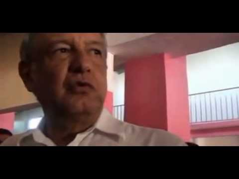 Andrs Manuel Lpez Obrador - Entrevista - Chiapas-   27/01/2013