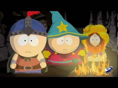 South Park: The Stick of Truth - E3 2012: Debut Trailer HD -MuL56nr5txI