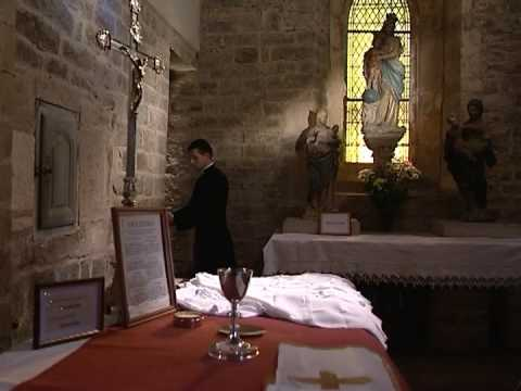 Misa Tradicional Catolica (Misa Tridentina) I, Como celebrarla, explicacion en español. 1 de 7