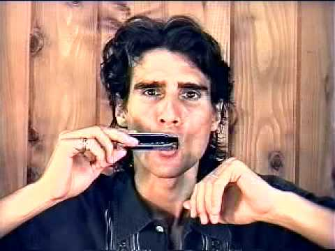 How to Play the Harmonica: Bending Notes on Harmonica